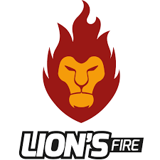 Lion's Fire Logo