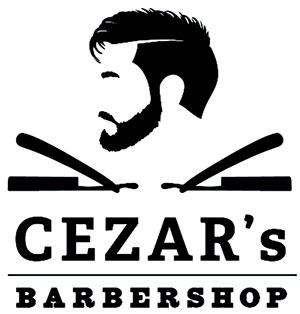 Cesar's Barbershop Logo